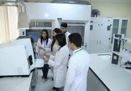 Torpaqşünaslıq və aqrokimiya laboratoriyası