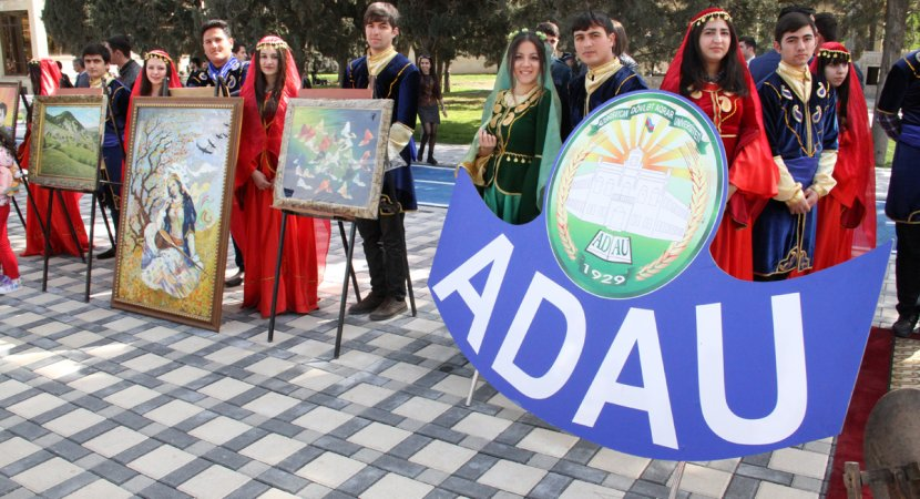 ADAU İncəsənət klubu