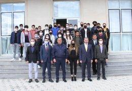 В Аграрном университете прошла встреча со студентами из Турции